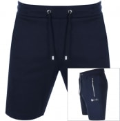 Product Image for BALR Q Series Sweat Shorts Navy