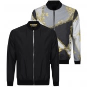 Product Image for Versace Collection Reversible Jacket Grey