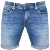 Product Image for Tommy Jeans Scanton Denim Shorts Blue