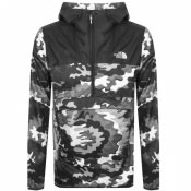 Product Image for The North Face Novelty Fanorak Camo Jacket Black