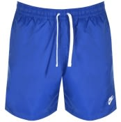 Product Image for Nike Flow Logo Swim Shorts Blue